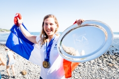 Team France Team Gold Medalist. PHOTO: ISA / Sean Evans