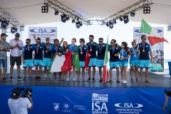 ITA - Team Copper Medalist. PHOTO: ISA / Ben Reed