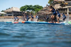 Women's SUP Technical Race Final. PHOTO: ISA / Sean Evans