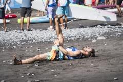 Men's SUP Technical Race. PHOTO: ISA / Ben Reed