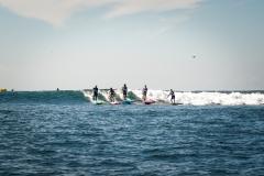 Men's SUP Technical Race. PHOTO: ISA / Sean Evans