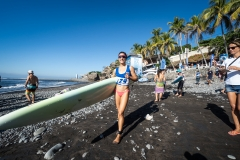 Women's Long Distance Start. PHOTO: ISA / Sean Evans