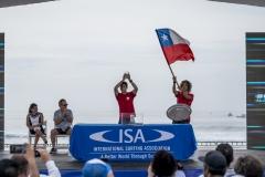 Team Chile. PHOTO: ISA / Ben Reed