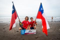 Team Chile. PHOTO: ISA / Sean Evans