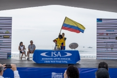 Team Colombia. PHOTO: ISA / Ben Reed
