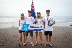 Team New Zealand. PHOTO: ISA / Sean Evans
