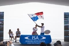 Team Panama. PHOTO: ISA / Ben Reed