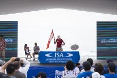 Team Switzerland. PHOTO: ISA / Ben Reed