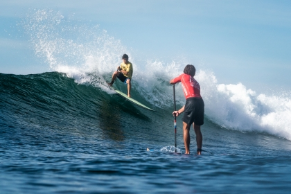 Competencia Día 6 – SUP Surfing