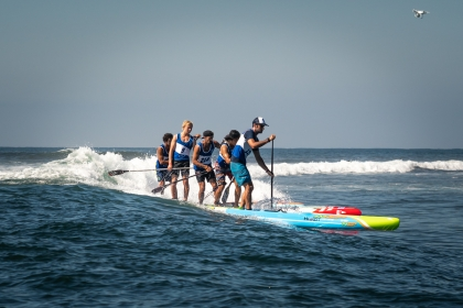 Competition Day 3 – SUP Technical Semifinals