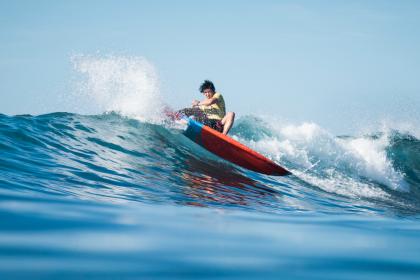 Competencia Día 5 – SUP Surfing