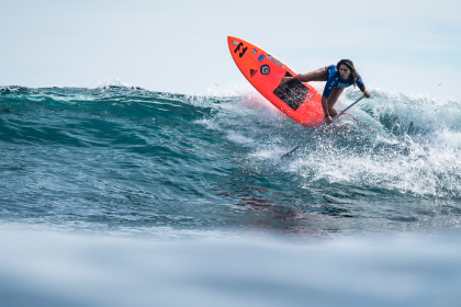 Competition Day 5 – SUP Surfing Highlights