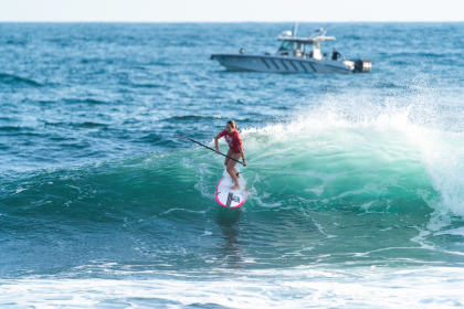 Competition Day 6 – SUP Surfing Highlights