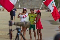 Team Peru. PHOTO: ISA / Tim Hain