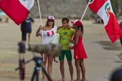 Team Peru. PHOTO: ISA / Tim Hain