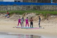 Surf School. PHOTO: ISA / Tim Hain