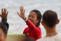 CHN - Guo Shujuan. PHOTO: ISA / Tim Hain