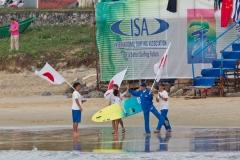 Team Japan. PHOTO: ISA / Tim Hain