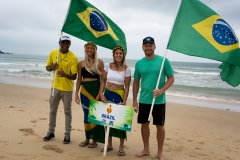 Team Brazil. PHOTO: ISA / Sean Evans
