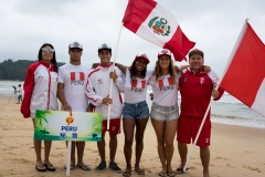 Team Peru. PHOTO: ISA / Sean Evans