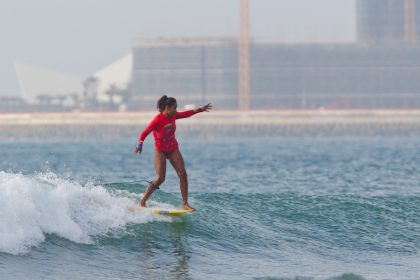 Fierce Repechage Rounds Bring World's Best Longboarders One Step Closer to Gold at 2018 ISA World Longboard Surfing Championship