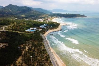 Bienvenidos a Hainan