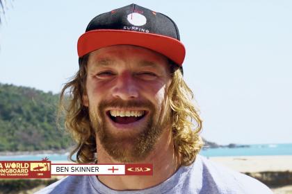 Meet Ben Skinner – England