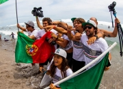 Team Portugal. PHOTO: ISA / Nelly