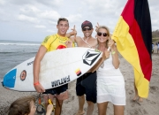 Team Germany. PHOTO: ISA / Reed