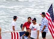 Team USA. PHOTO: ISA / Nelly