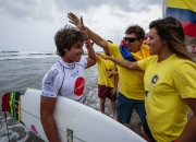 Team Ecuador. PHOTO: ISA / Reed