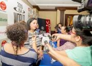 Minister of Tourism, Mayra Salinas. PHOTO: ISA / Reed