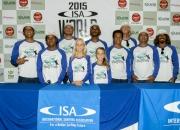 Team Nicaragua. PHOTO: ISA / Reed