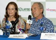 Carls Deshon, President of Federación Nicaraguense de Surf. PHOTO: ISA / Reed