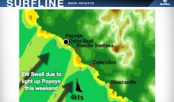 ISA WORLD SURFING GAMES – OFFICIAL FORECAST Image Thumb