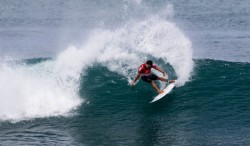 TROPICAL THUNDERSTORM HITS POPOYO, SURFERS CHARGE ON AT 2015 NICARAGUA UNICA… ORIGINAL ISA WORLD SURFING GAMES Image Thumb