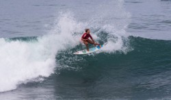 MAJOR UPSETS ON SECOND DAY OF ELIMINATION ROUNDS AT 2015 NICARAGUA UNICA… ORIGINAL ISA WORLD SURFING GAMES presented by LAFISE and CLARO Image Thumb
