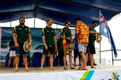 Team Australia. PHOTO: ISA / Nelly