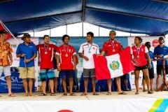 Team Peru. PHOTO: ISA / Nelly