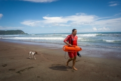 Lifestyle Lifeguard. PHOTO: ISA / Evans