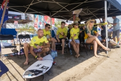 Team Australia. PHOTO: ISA / Evans