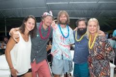 ISA Aloha Party. PHOTO: ISA / Jimenez