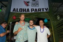 ISA Aloha Party. PHOTO: ISA / Evans