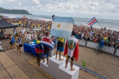 Open Mens Podium. PHOTO: ISA / Evans