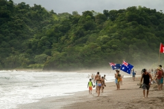 Australia Flag. PHOTO: ISA / Jimenez