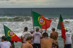 POR - Flags. PHOTO: ISA / Evans