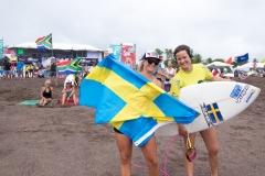 SWE - Sandra Johansson and  Linn Birnbo Lifestyle. PHOTO: ISA / Jimenez