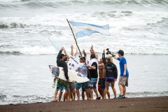 Team Argentina. PHOTO: ISA / Jimenez