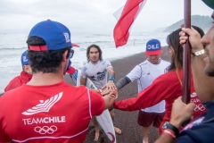 Team Chile. PHOTO: ISA / Jimenez