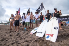 Team New Zealand. PHOTO: ISA / Jimenez